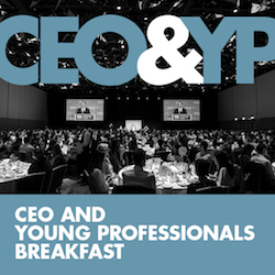 18th Annual CEO and Young Professionals Breakfast