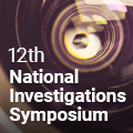 12th National Investigations Symposium