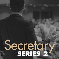 Secretary Series 2 with Emma Hogan and Elizabeth Koff