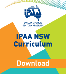 Download IPAA NSW Curriculum